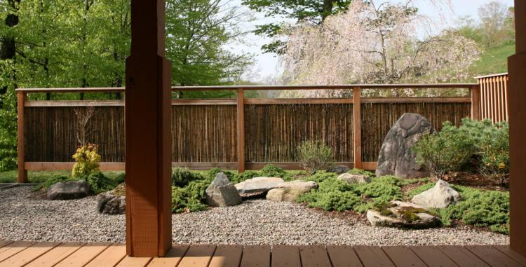 Talk: Mindfulness and Japanese Spatial Concepts (Gardens & Architecture)