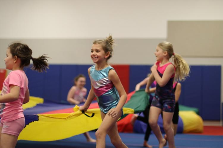 Mini-Hops Gymnastics Summer Camp | Ages 4+