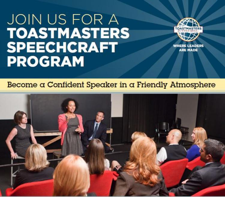 Find Your Voice with Public Speaking Training!