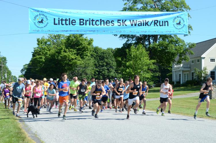 7th Annual 5K Walk/Run and Pint-Sized Steeplechase