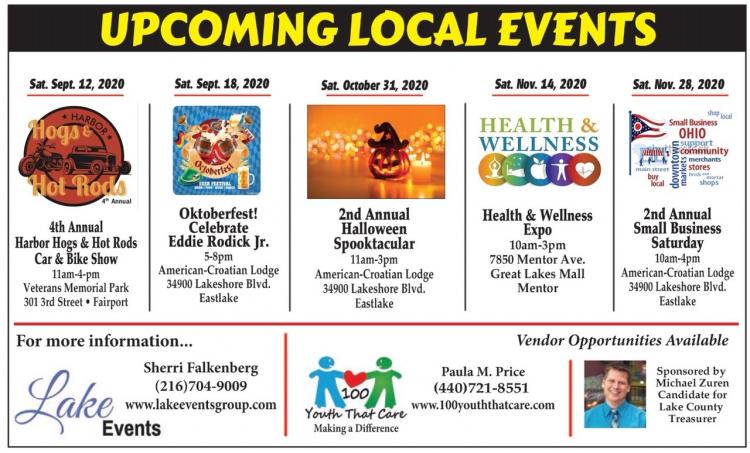 Upcoming Community Events and Vendor Opportunities