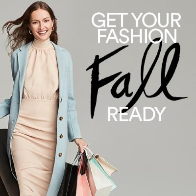 Shoppers to 'Get Fall Ready' at Ellenton Premium Outlets