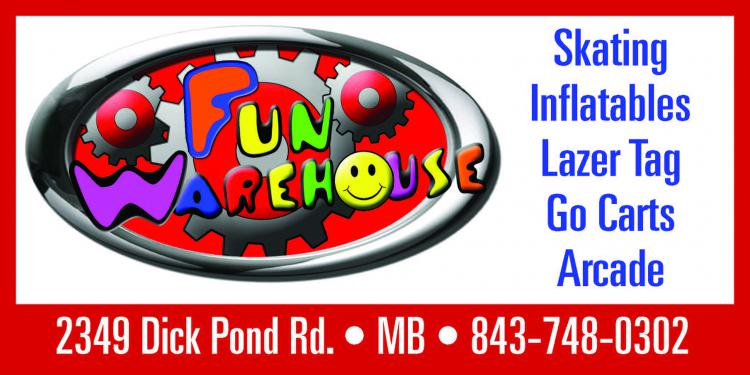 Monthly Calendar & Local VIP Specials at Fun Warehouse