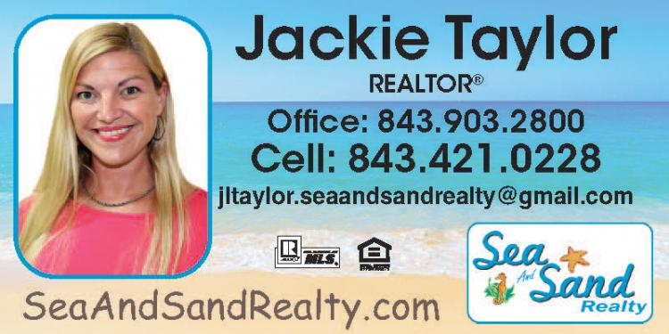 FREE Market Analysis - Jackie Taylor Sea and Sand Realty 4.5% Com. or Less
