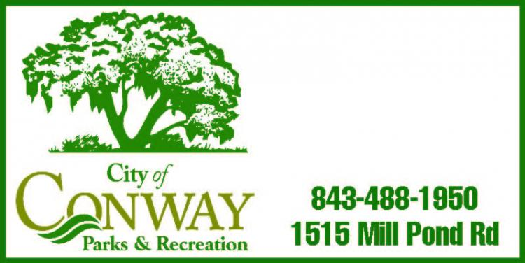 Check Out City of Conway Parks & Recreation Events!