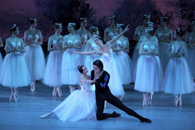 CES presents  Russian National Ballet in Giselle