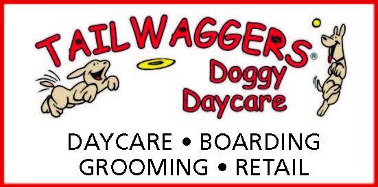 Tailwaggers WE ARE OPEN for Boarding, Day Care & Grooming, too!