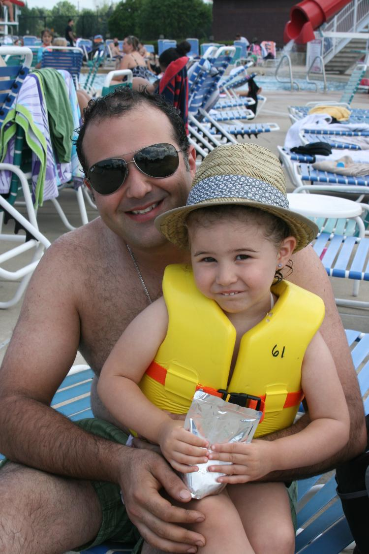 Father's Day Celebration at Munster Pool