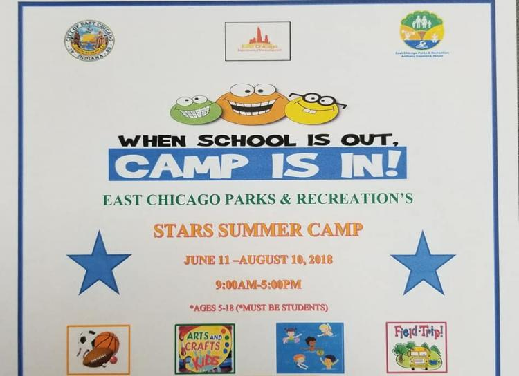 Stars Summer Camp Begins