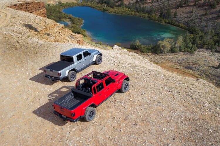 Ride Camp Jeep ft. 2020 Gladiator & Enter FCA's $70k Sweepstakes at Miami Auto