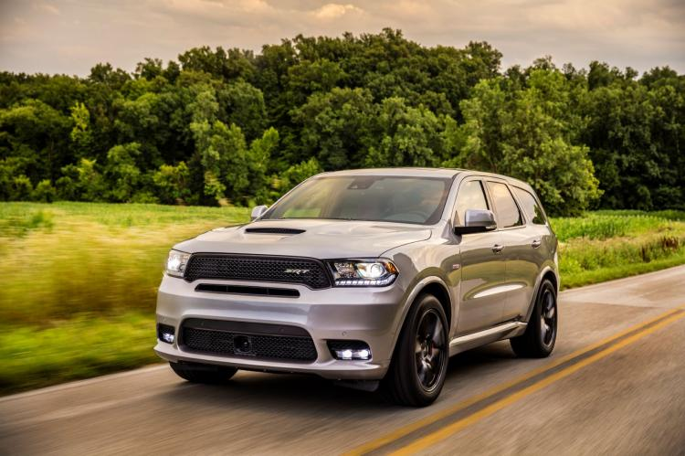 Chrysler, Dodge, Jeep®, Ram Truck and FIAT at the Utah International Auto Show