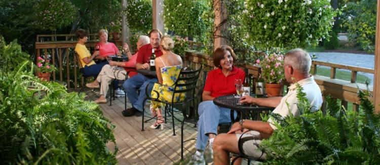 Throw Back Thursdays Every Thurs. at La Belle Amie Vineyard + 10% Off Bottles