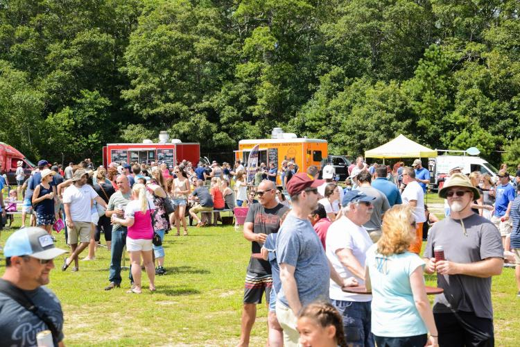 8th Annual Cape Cod Food Truck & Craft Beer Festival