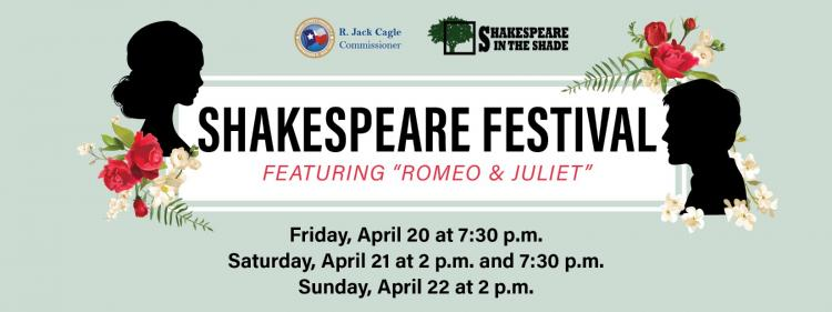 Shakespeare Festival: Featuring