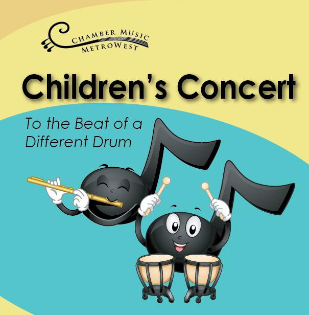 To the Beat of a Different Drum: Children's Concert