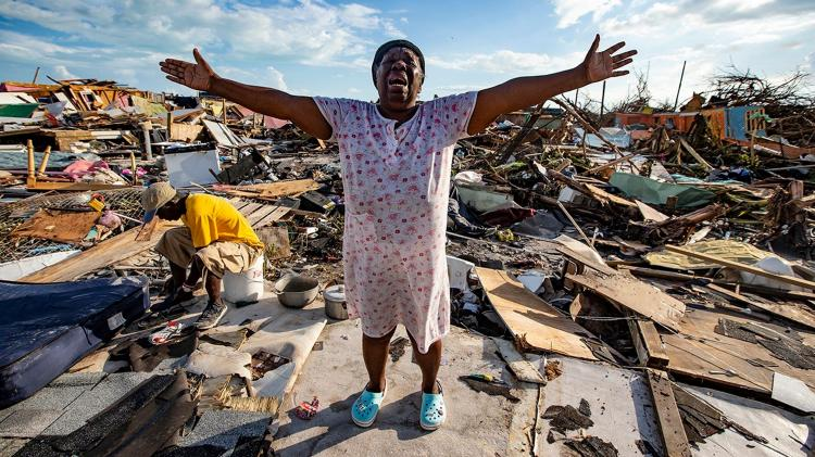 Help the People of the Bahamas