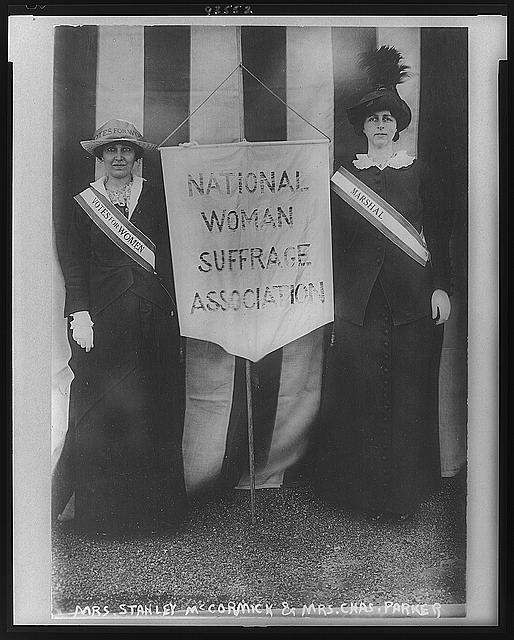 VOTES FOR WOMEN: The Women's Suffrage Movement in Monroe County