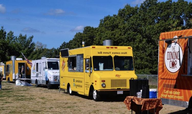 6th Annual New Hampshire Food Truck Festival at Cisco Brewers Portsmouth