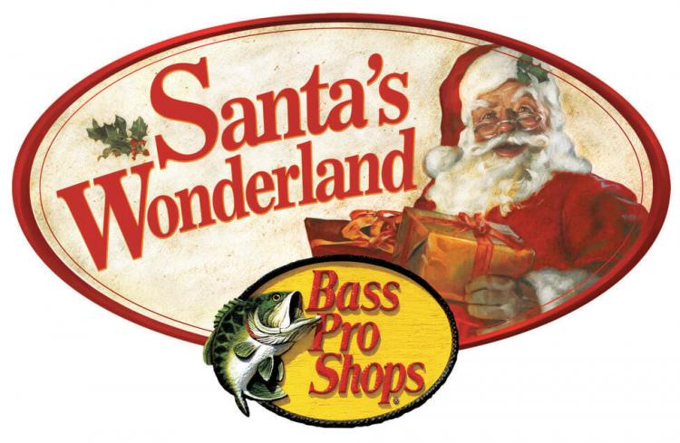 The magic of Santa's Wonderland continues in-person at Bass Pro Shops