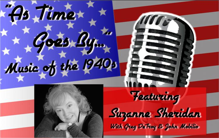 As Time Goes By...Music of the 1940s