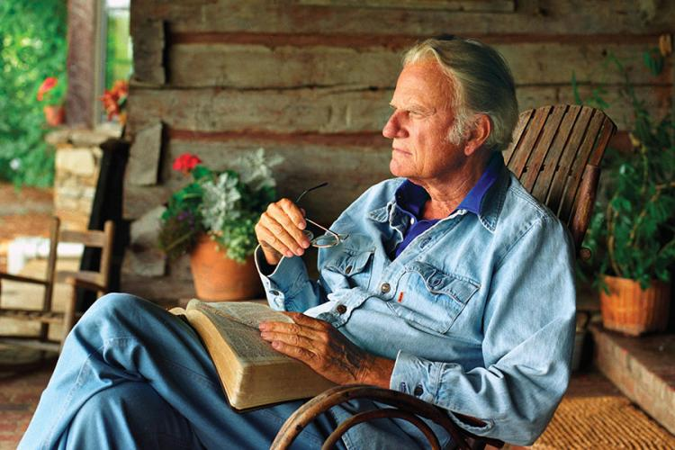 Special Exhibit: Billy Graham - An Extraordinary Journey