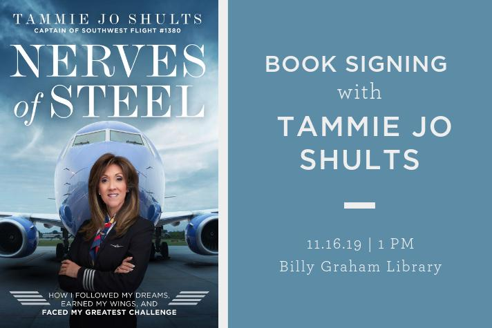 Book Signing with Tammie Jo Shults