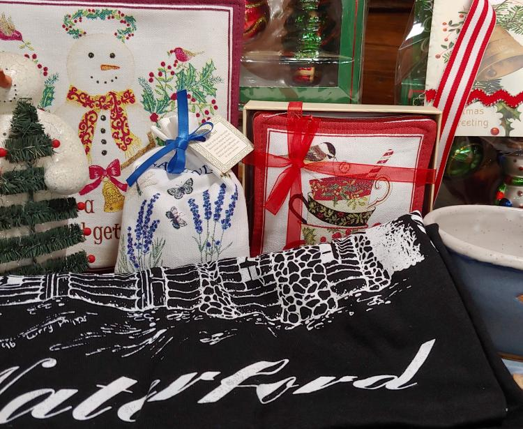Waterford Historical Society Christmas Sale