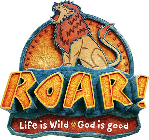 Vacation Bible School - Roar