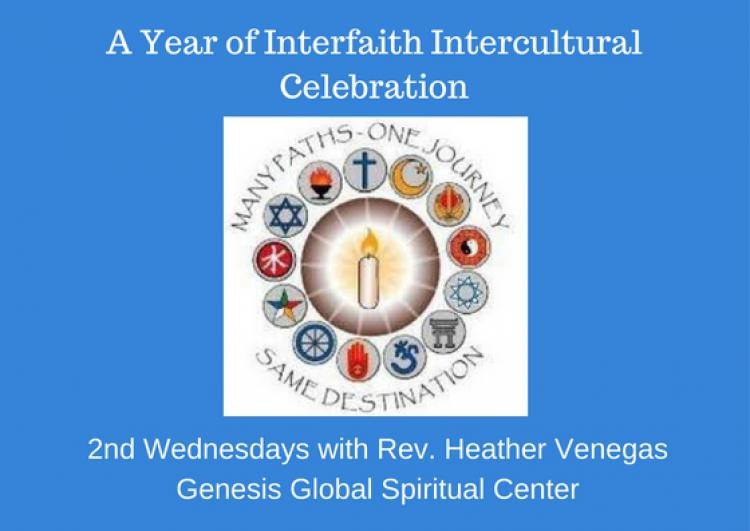 A Year of Interfaith Intercultural Celebration