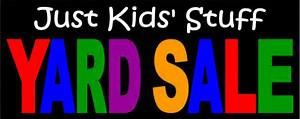KIDS ONLY Yard Sale at Adams Ricci Community Park