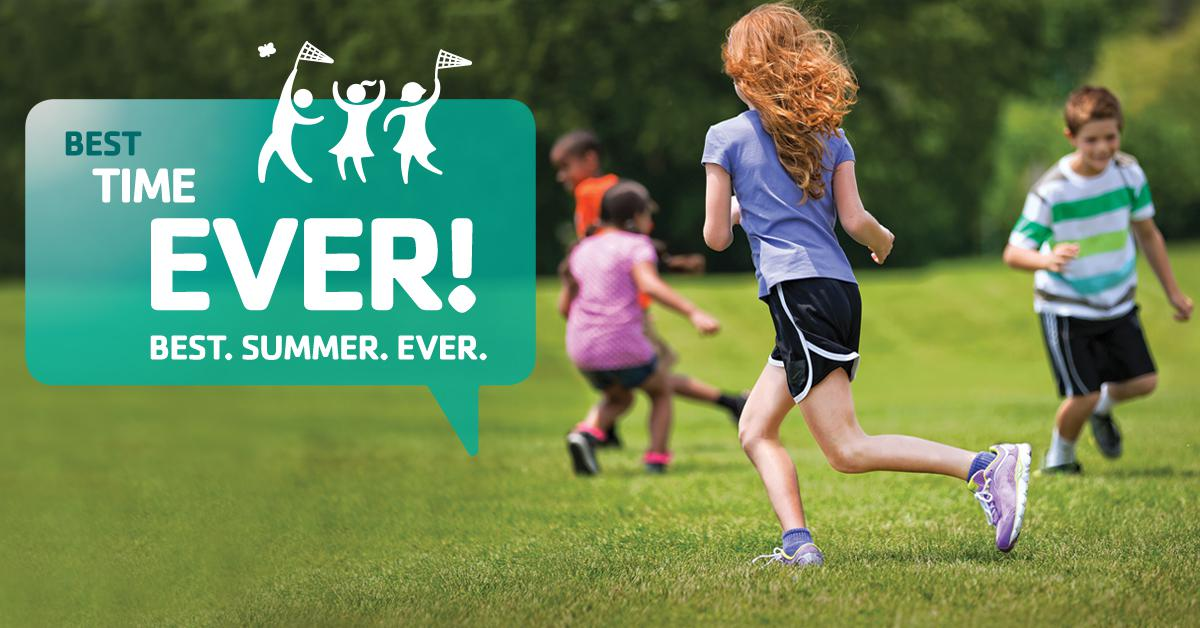 YMCA Summer Camp Registration is OPEN!