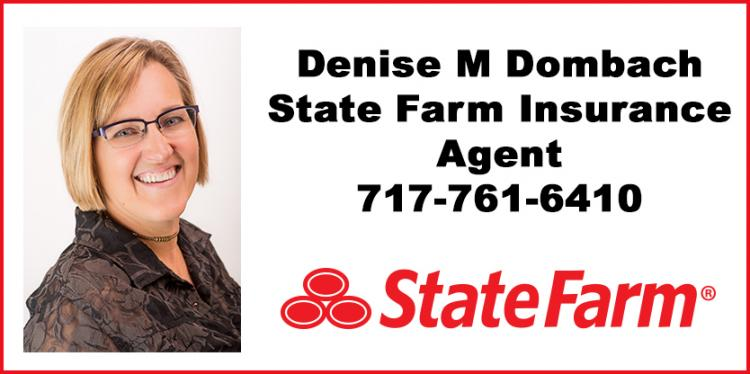 Ride with #1 Car Insurer in PA. Call Denise Dombach, State Farm