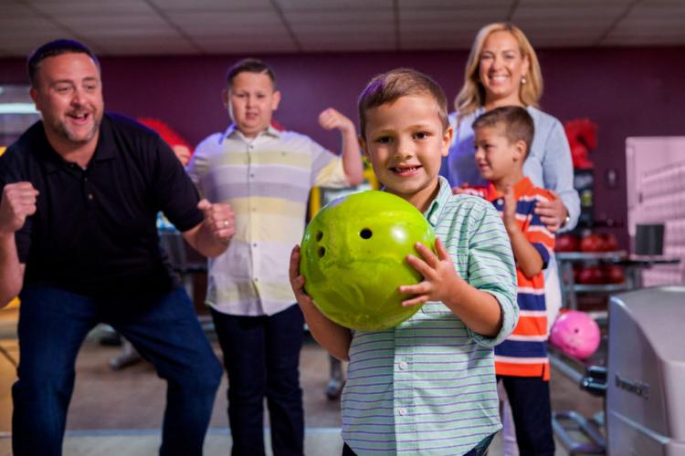 Christmas Special TRINDLE BOWL Family Fun Center opening at 6pm