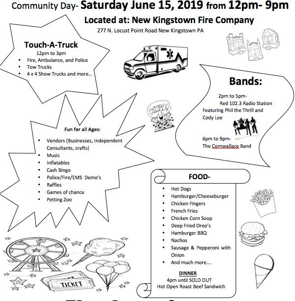 Silver Spring Twp Community Day