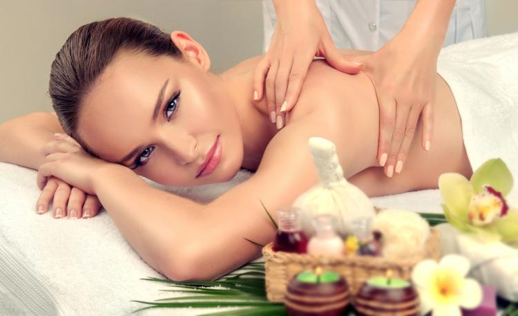 Massage Mondays at A Heavenly Touch Spa of Beauty