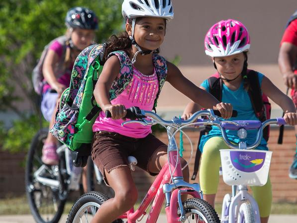 Kids' Bike Trade -Up Program at  Holmes Cycle & Fitness