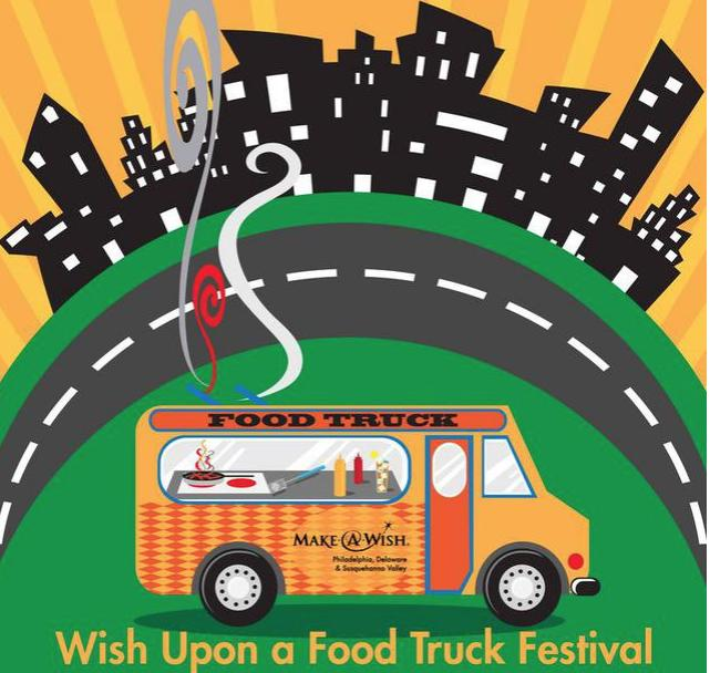 Wish Upon A Food Truck Festival