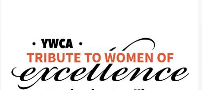 2020 YWCA Tribute to Women of Excellence