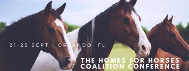 The Homes for Horses Coalition Conference