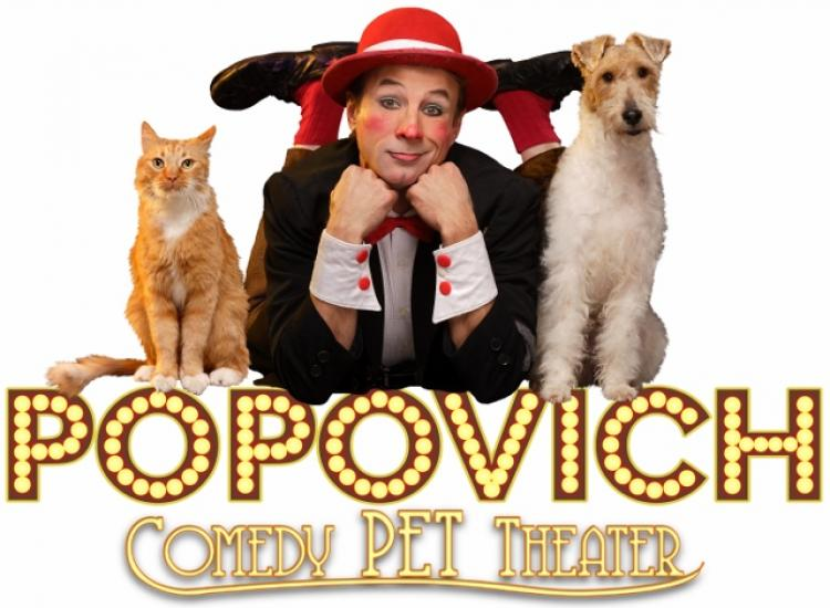 World Famous Popovich PET Theatre in Clifton Forge
