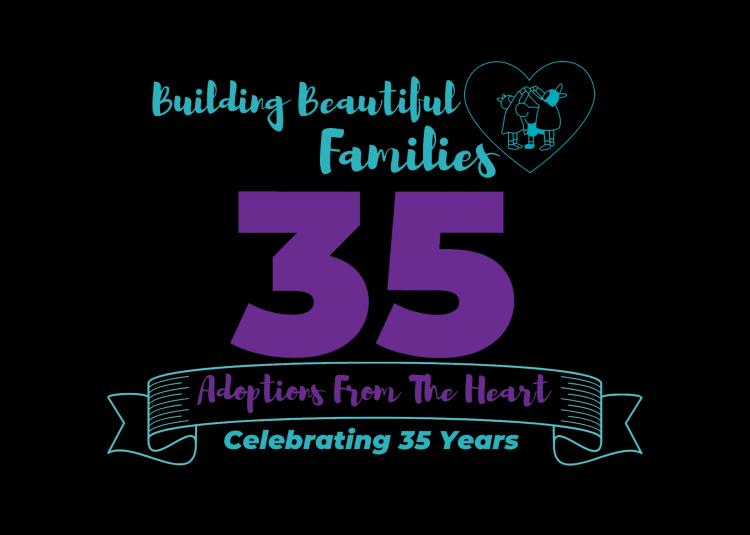 Adoptions From The Heart's Virtual 35th Anniversary Celebration and Silent Aucti