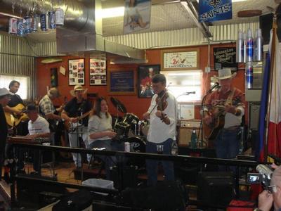 Touchet's Jam Sessions