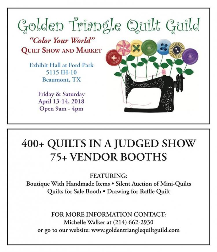 Golden Triangle Quilt Guild