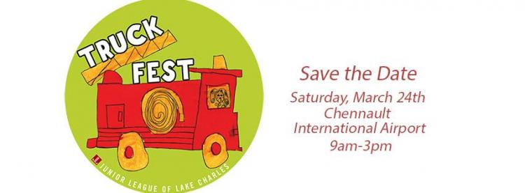 Truck Fest presented by the Junior League of Lake Charles