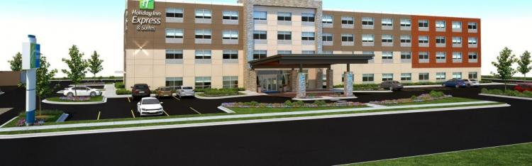 Holiday Inn Express & Suites Lake Charles South Ribbon Cutting
