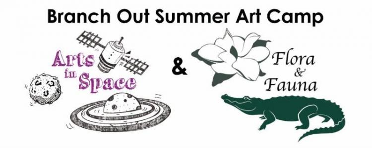 Register for Summer Camps Imperial Calcasieu Museum's Branch Out