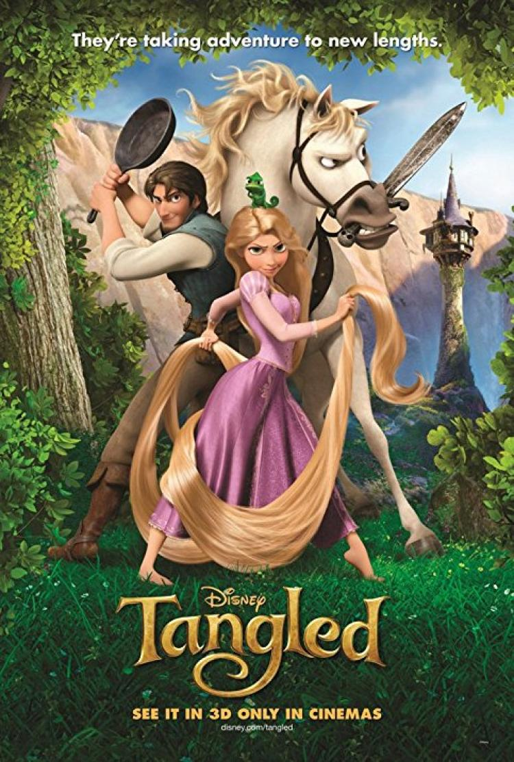 Movies in the Square:  Tangled
