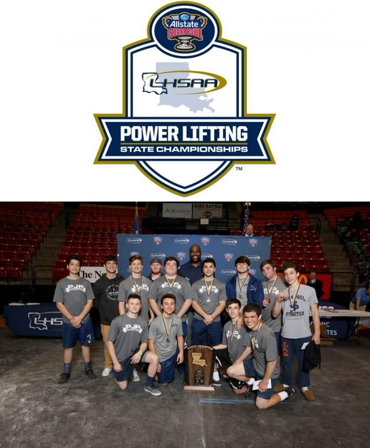 State HS Power Lifting State Championship