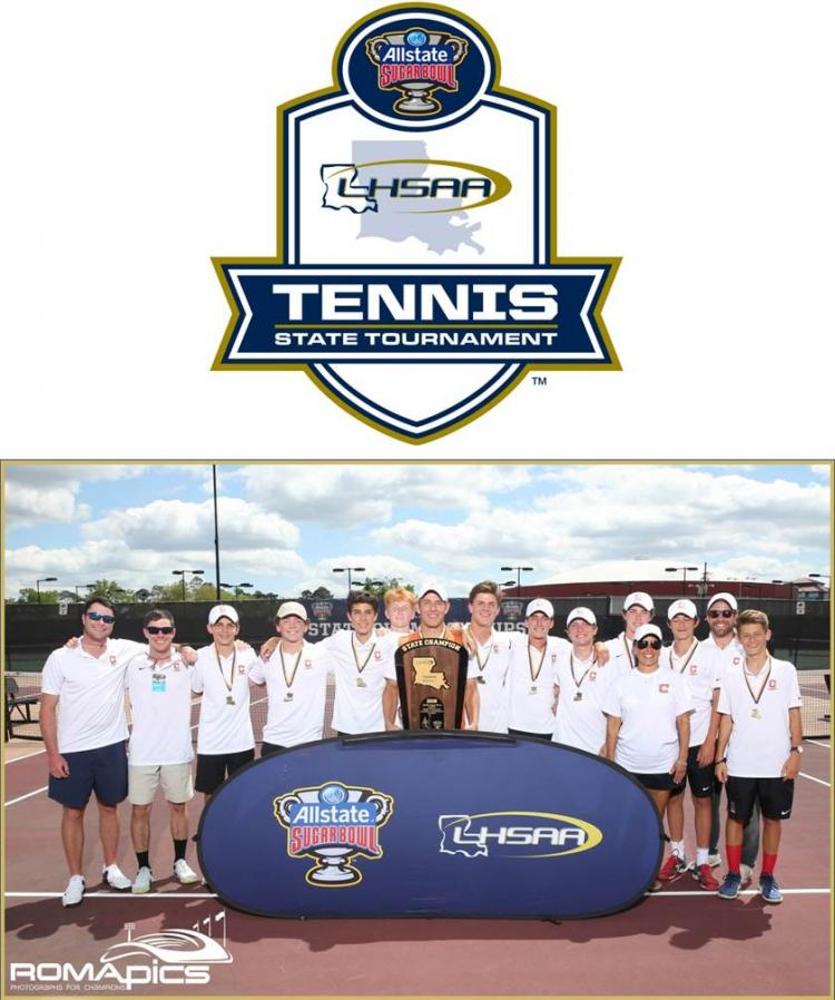 HS State Tennis Championships