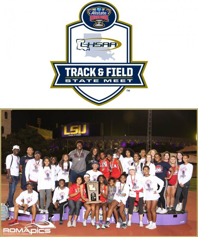 HS State Track & Field Meet